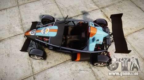Ariel Atom V8 2010 [RIV] v1.1 RAPA olio pour GTA 4 est un droit