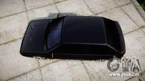 VAZ-2113 auf dem pneuma für GTA 4 rechte Ansicht