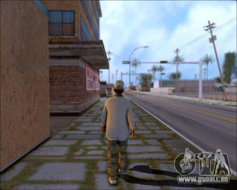 ClickClacks ENB V1 für GTA San Andreas her Screenshot