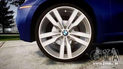 BMW X6M rims1 für GTA 4 Rückansicht