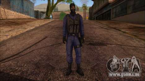 GIGN from Counter Strike Condition Zero pour GTA San Andreas