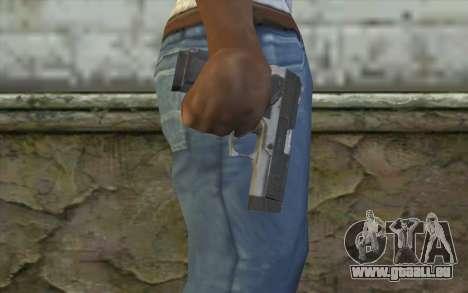 MP443 from COD: Ghosts pour GTA San Andreas troisième écran