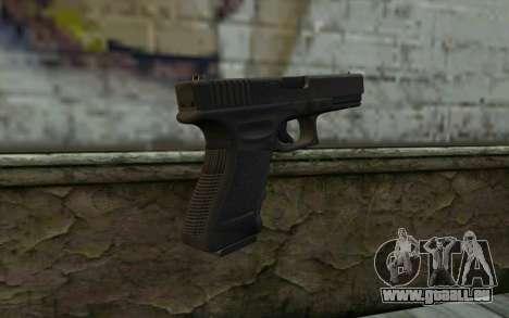 Glock-17 pour GTA San Andreas deuxième écran