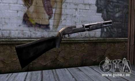 Chromegun v2 Üblichen für GTA San Andreas zweiten Screenshot