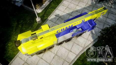 Die crane-Champion v2.0 für GTA 4 rechte Ansicht
