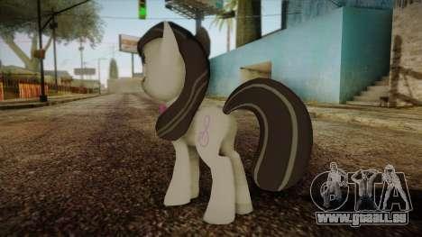 Octavia from My Little Pony für GTA San Andreas zweiten Screenshot