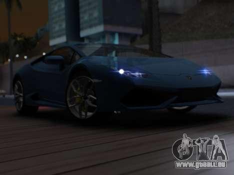 Lime ENB v1.2 SA:MP Edition für GTA San Andreas her Screenshot
