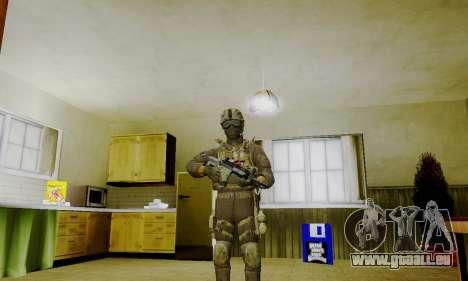 Spec Ops pour GTA San Andreas