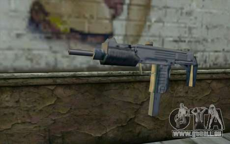 MP5 from GTA Vice City für GTA San Andreas