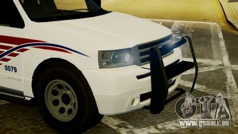 Dundreary Landstalker [ELS] pour GTA 4 est un droit