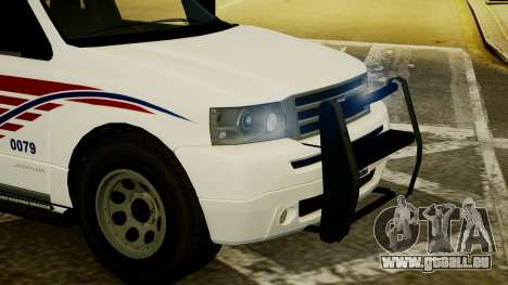 Dundreary Landstalker [ELS] für GTA 4 rechte Ansicht