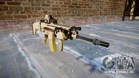 Maschine FN SCAR-L Mk 16 icon1 für GTA 4