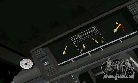 VAZ 2108 für GTA San Andreas Unteransicht