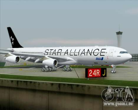 Airbus A340-300 All Nippon Airways (ANA) für GTA San Andreas