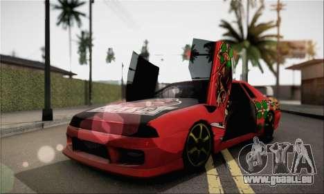 New Elegy Drift Edition für GTA San Andreas rechten Ansicht