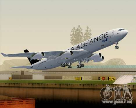 Airbus A340-300 All Nippon Airways (ANA) pour GTA San Andreas