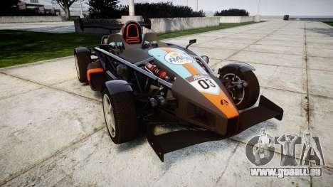 Ariel Atom V8 2010 [RIV] v1.1 RAPA olio pour GTA 4
