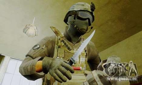 Spec Ops pour GTA San Andreas cinquième écran
