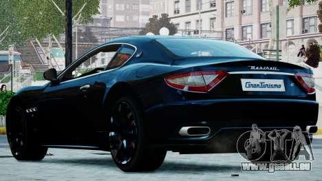 Maserati Granturismo 2012 für GTA 4 linke Ansicht