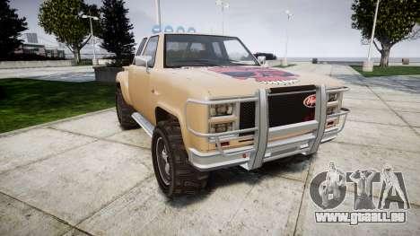 Vapid Bobcat Desert pour GTA 4