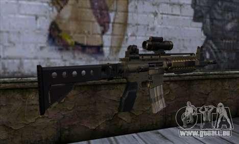 LR300 v1 pour GTA San Andreas deuxième écran
