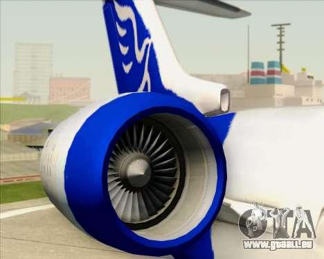 Embraer CRJ-700 China Express Airlines (CEA) für GTA San Andreas Räder