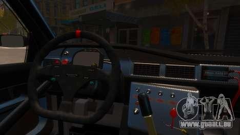 Mercedes-Benz 190E Evo2 GT3 pour GTA 4 est un droit
