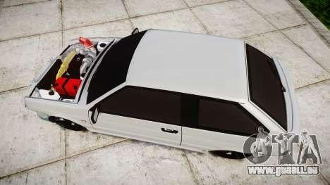 VAZ-2113 Turbo pour GTA 4 est un droit