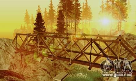 Piste off-road 4.0 pour GTA San Andreas deuxième écran