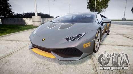 Lamborghini Huracan LP 610-4 2015 Blancpain für GTA 4
