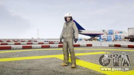Combat pilote pour GTA 4