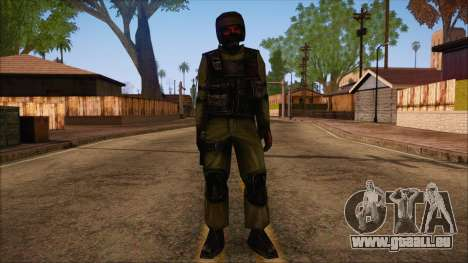 Urban from Counter Strike Condition Zero für GTA San Andreas