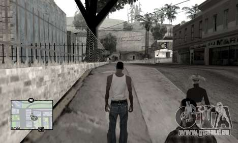 Winter Colormod für GTA San Andreas zweiten Screenshot