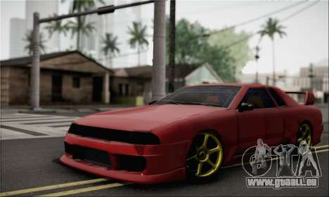 New Elegy Drift Edition pour GTA San Andreas