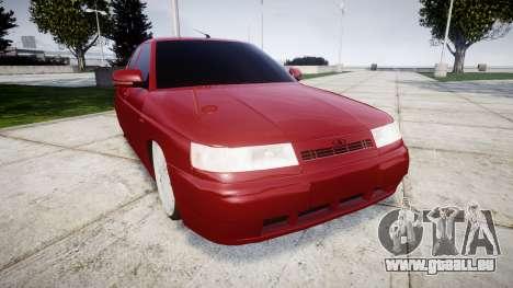 ВАЗ-2110 Bogdan rims2 pour GTA 4