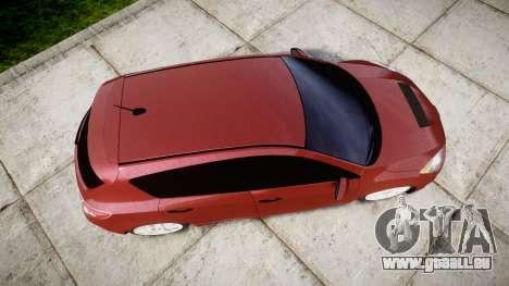 Mazda 3 MPS pour GTA 4 est un droit