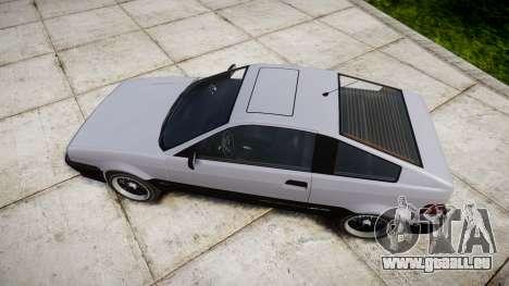 Dinka Blista Compact Sport pour GTA 4 est un droit