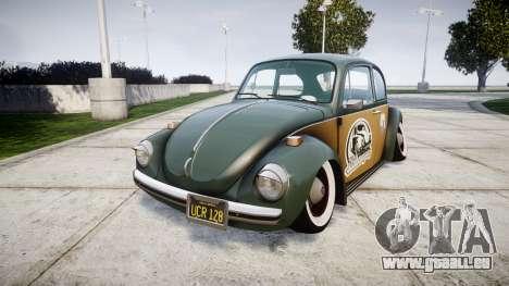 Volkswagen Beetle für GTA 4