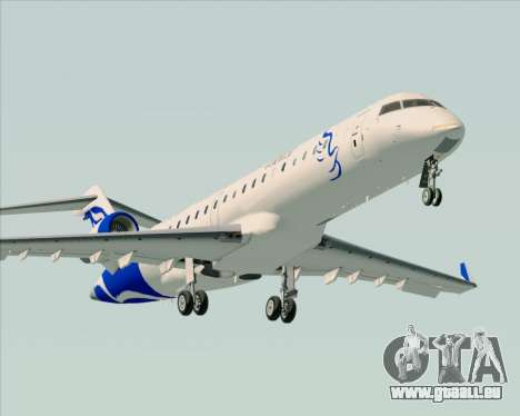 Embraer CRJ-700 China Express Airlines (CEA) pour GTA San Andreas moteur