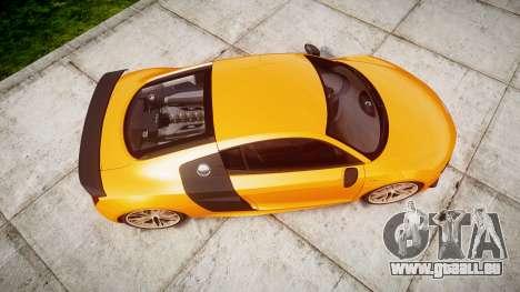 Audi R8 LMX 2015 [EPM] [Update] pour GTA 4 est un droit