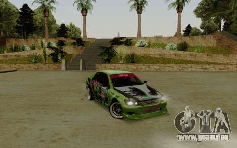 Toyota Altezza Toy Sport für GTA San Andreas
