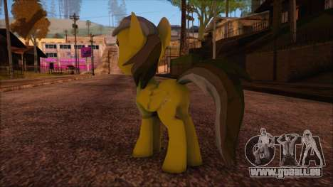 Daring Doo from My Little Pony für GTA San Andreas zweiten Screenshot