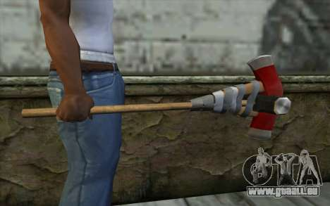 Defiler From Dead Rising 2 für GTA San Andreas dritten Screenshot