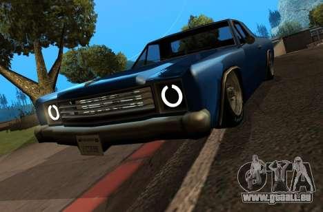 New picador für GTA San Andreas