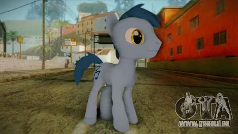 Noteworthy from My Little Pony pour GTA San Andreas