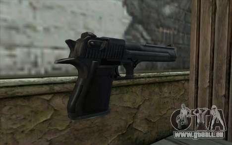 Desert Eagle Standart v1 pour GTA San Andreas deuxième écran