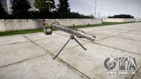 Deutsche Maschinengewehr MG3 icon1 für GTA 4