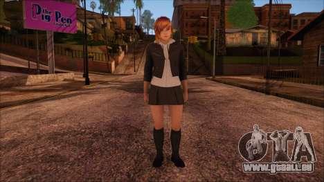 Modern Woman Skin 2 v2 für GTA San Andreas