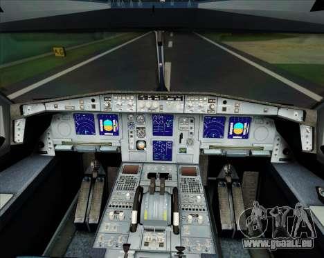 Airbus A340-300 Finnair (Oneworld Livery) pour GTA San Andreas salon