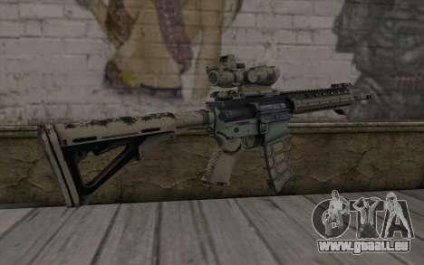 Larue OBR MOHW für GTA San Andreas zweiten Screenshot